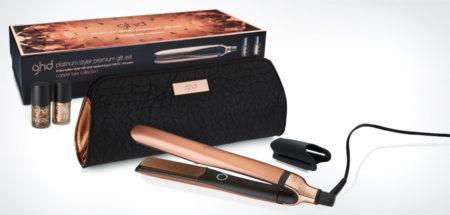 ghd platinum® Copper Luxe Premium Gift Set
