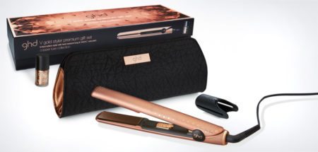 ghd V® Copper Luxe Premium Gift Set