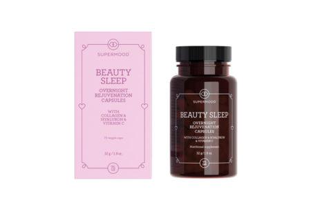 Beauty Sleep Overnight Rejuvenation Capsules