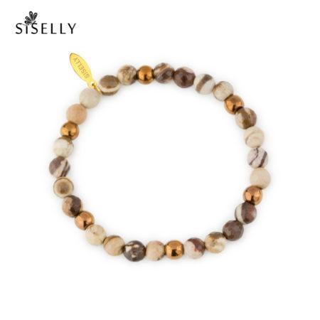 Siselly / Jaspis ja hematiit