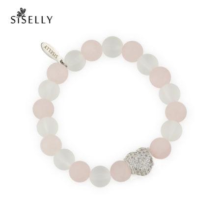 Siselly / Roosa kvarts ja mäekristall 2