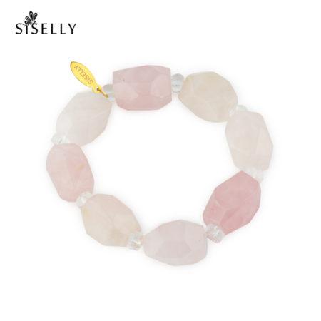 Siselly / Roosa kvats ja mäekristall