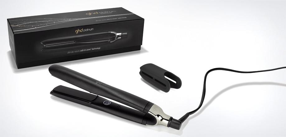 ghd Platinum Black Styler  Hair Straighteners  ghd