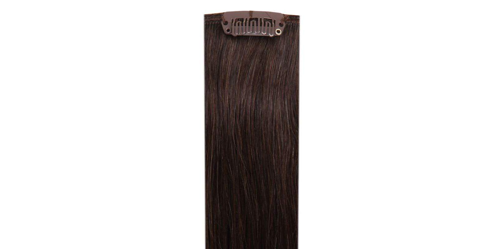 HALO Clip-in Dark Brown (#2)