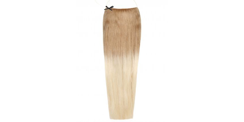 The Halo Golden Brown Swedish Blonde Ombre 1260