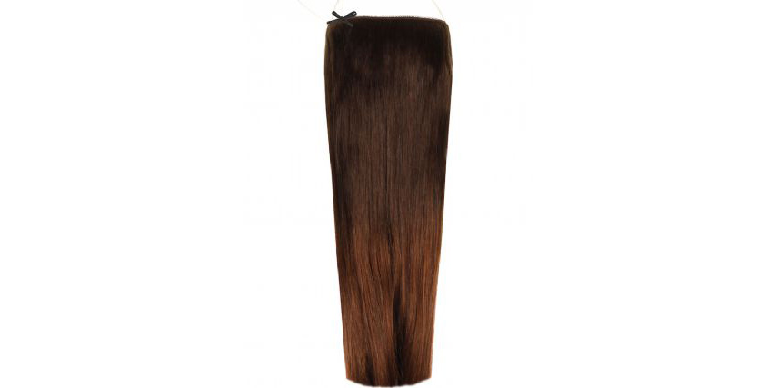 HALO meetod Dank Brown Chocolate Brown Ombre (#2/4)